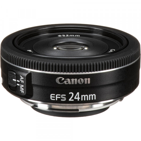 Canon EF-S 24mm f2.8 STM Lens-1