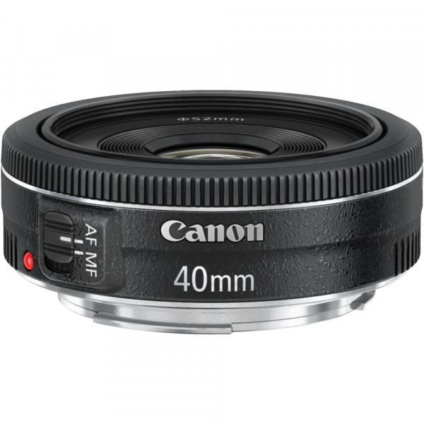 Lente Canon EF 40mm f2.8 STM-1