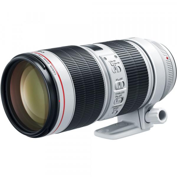 Lente Canon EF 70-200mm f2.8L IS-1