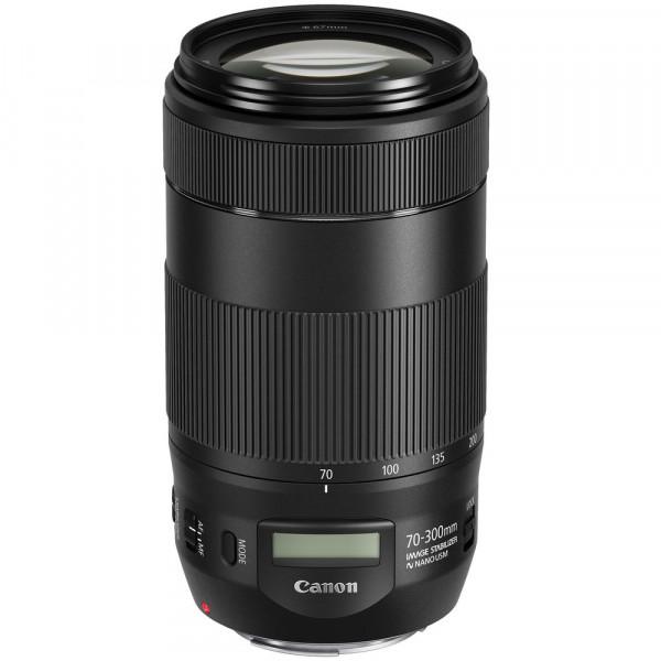 Lente Canon EF 70-300mm f4-5.6 IS II USM-1