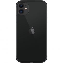 """iPhone 11 128GB Preto - Tela 6,1"""", Câmera Dupla de 12MP"""
