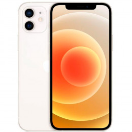 "iPhone 12 64GB Branco - Super Retina XDR 6,1"", Câmera Dupla 12MP"