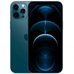 "iPhone 12 Pro Max 256GB Azul - Super Retina XDR 6,7"", Câmera Tripla 12MP"