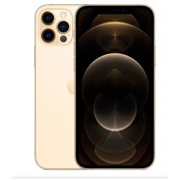 "iPhone 12 Pro Max 128GB Dourado - Super Retina XDR 6,7"", Câmera Tripla 12MP"
