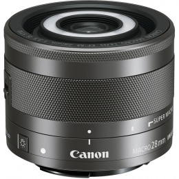 Lente Canon EF-M 28mm f/3.5 MACRO IS STM