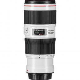 Lente Canon EF 70-200mm f/4L IS II USM