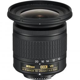 Lente Nikon AF-P DX 10-20mm f/4.5-5.6G VR