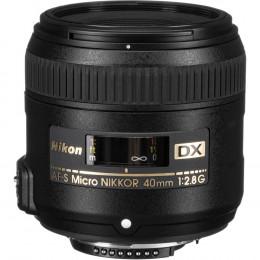 Lente Nikon AF-S DX 40mm f/2.8G