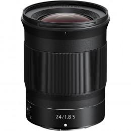 Lente Nikon Z 24mm f/1.8s