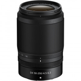 Lente Nikon Z DX 50-250mm f/4.5-6.3 VR