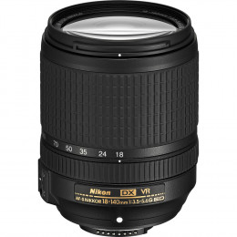 Lente Nikon DX 18-140mm f/3.5-5.6G ED VR