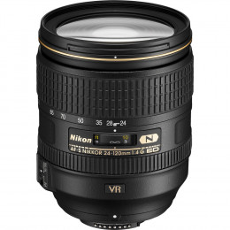 Lente Nikon FX 24-120mm f/4G ED VR