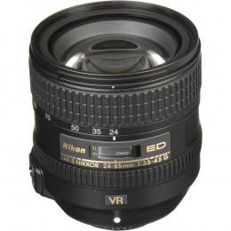 Lente Nikon FX 24-85mm f/3.5-4.5G ED VR
