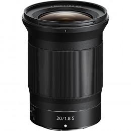 Lente Nikon Z 20mm f/1.8s