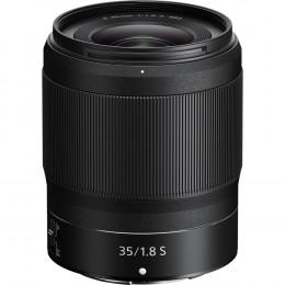 Lente Nikon Z 35mm f/1.8s