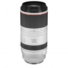 Lente Canon RF 100-500mm f/4.5-7.1L IS USM