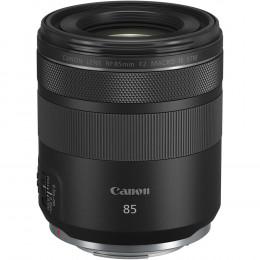 Lente Canon RF 85mm f/2 Macro IS STM