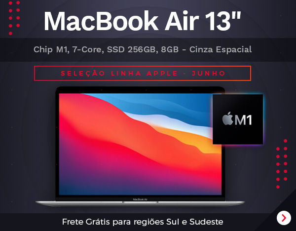 MGN63 - MacBook Air - Junho 2021