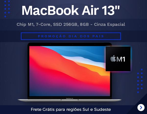 Dias dos Pais 2021  MacBook Air