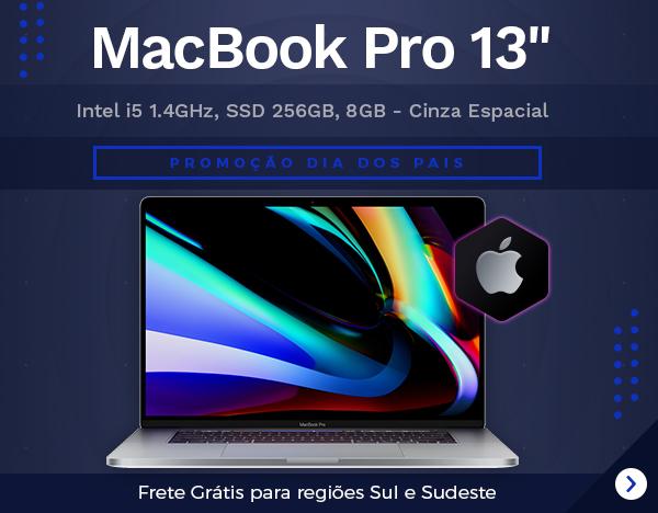 Dia dos Pais 2021 MacBook Pro